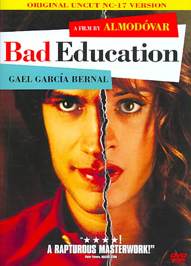 BAD EDUCATION BY GARCIA BERNAL,GAEL (DVD)